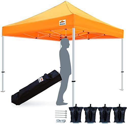 Buy Tistent 10 X10 Ez Pop Up Canopy Tent Commercial Instant