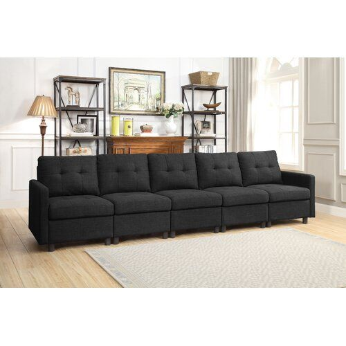 Buy Brayden Studio Horley Modular Sofa Free Shipping Online In 2020 Modular Sectional Sofa Modular Sofa Modular Sectional