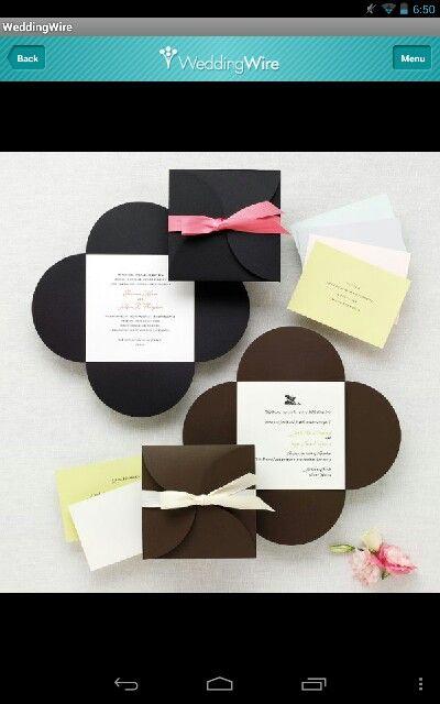 Cute invitations!