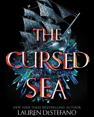 The Cursed Sea (The Glass Spare, #2) by Lauren DeStefano | December 18th 2018