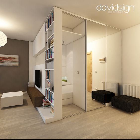 How To Make A Small Apartment Look Larger By Davidsign