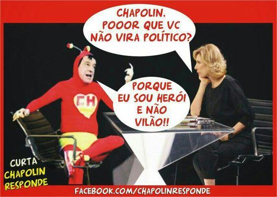 Chapolin VS Dilma