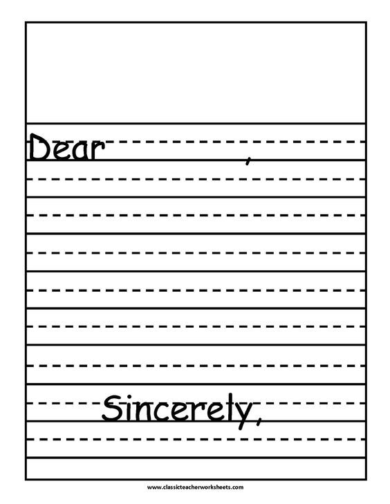 Printables Writing Checks Worksheets letter writing template worksheets and on check out our collection of at classicteacherworksheets com dear