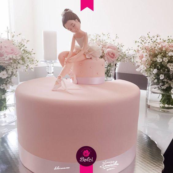 CAKE DOLCI - BAILARINA
