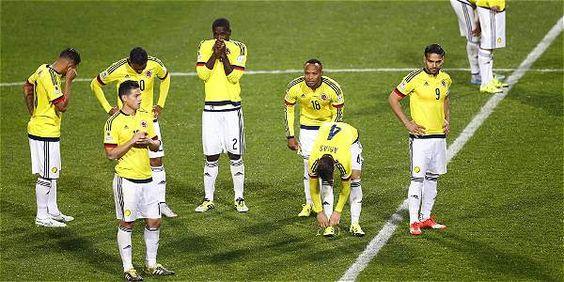 la seleccion colombia desiluciono en la copa america, no se cumplio con los objetivos ni con el papel de favorita...