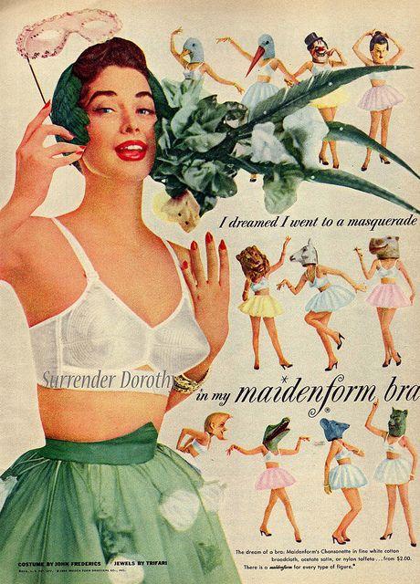 vintage maidenform bra ads vintage maidenform bra ad