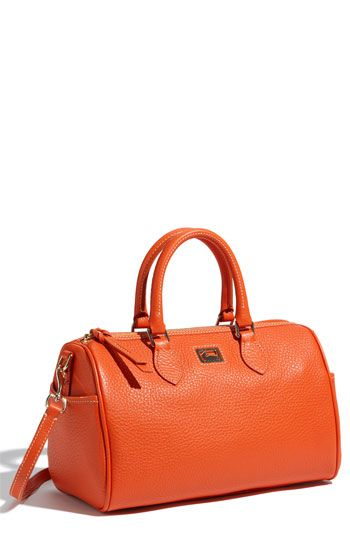 Dooney & Bourke Leather Satchel | Nordstrom