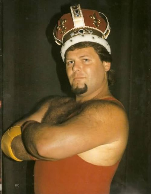 """Jerry """"King"""" Lawler"""