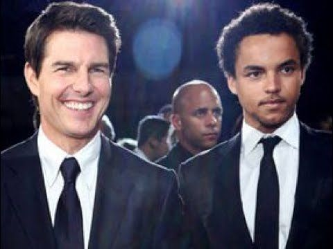 Many Believe Tom Cruise S Grown Adopted Son Is Really His Biological Child For A Good Reason I Love Old School Music Tom Cruise Old School Music Cruise