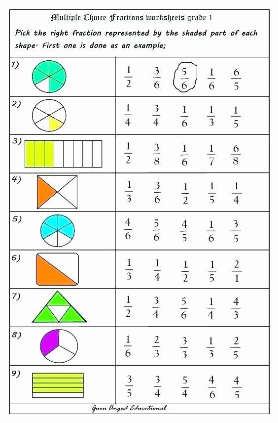 Ordering Fractions Worksheet 4th Grade 5 Free Fraction Worksheets Frugal  Family Educational… Fractions Worksheets, Math Fractions Worksheets, Kids Math  Worksheets