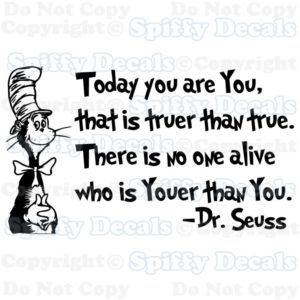 Dr. Seuss says it best: Seuss Wall, Wall Decals, Dr Suess, Dr. Seuss, Dr Seuss