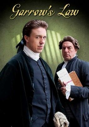 """""""Garrow's Law"""" (UK) TV Show on The BBC (2009 - 2010) --- In an era of civil injustice and government corruption, English barrister William Garrow's (Andrew Buchan) acumen and honor set him apart. Each episode is drawn from Garrow's actual 18th-century cases, making this a legal procedural like no other."""