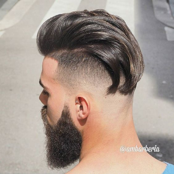 Haircut by ambarberia http://ift.tt/25xbSev #menshair #menshairstyles #menshaircuts #hairstylesformen #coolhaircuts #coolhairstyles #haircuts #hairstyles #barbers