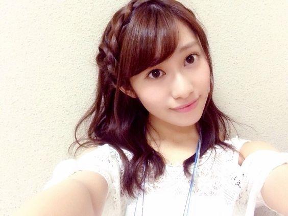 少し首を傾げた桜井玲香のかわいい画像