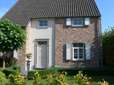 Voordeur en raam luifels