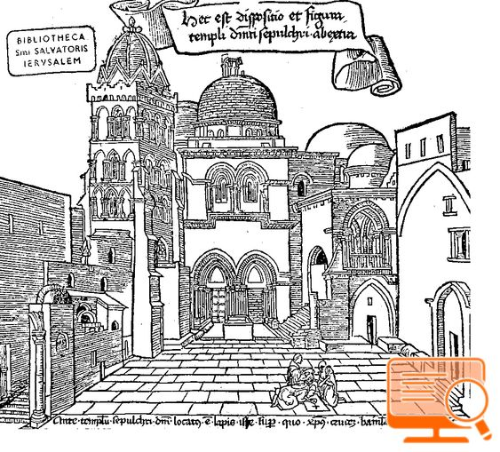 Ancient Pilgrimage in Holy Land - Digital Library