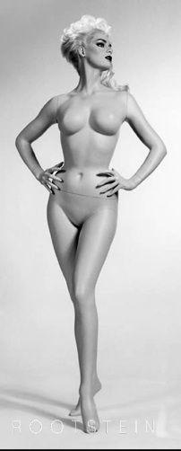"""The legendary Rootstein """"Dianne Brill"""" mannequin"""