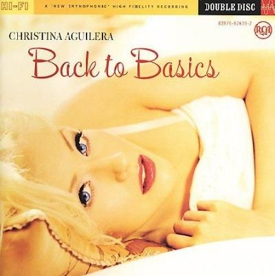 #1 album the first week of September 2006: Christina Aguilera - Back to Basics