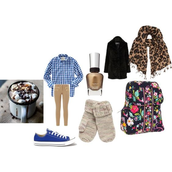 """""""One more day of cold weather and then it might be a little warmer...."""" by shycoygirl65 on Polyvore"""