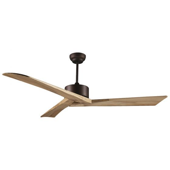 Java Dc Fan Natural Timber 150cm Incl Remote Fans Without Light Ceiling Fans Lighting Fans Coastal Style Bedroom Ceiling Fan With Light Ceiling Fan