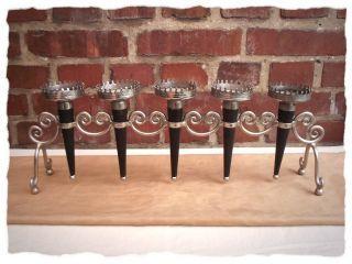 Candle Holder for five candles - 5er Kerzenhalter