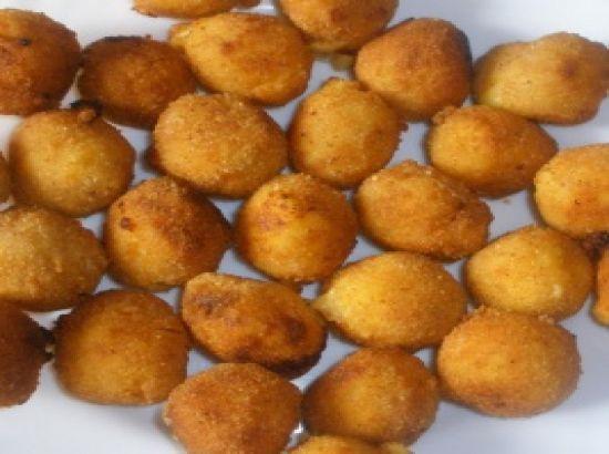 Croquetas De Huevo Croquetas Recetas Para Cocinar Croquetas De Pollo