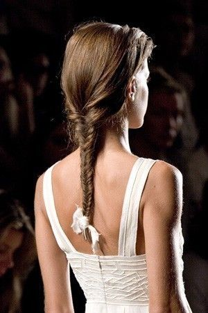 ... #clever: Hair Styles, Hair Beauty, Fishtail Braids, Braided Hairstyles, Fish Tail Braids