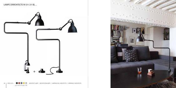 Lampe Gras  Iluminação - Catálogo Geral
