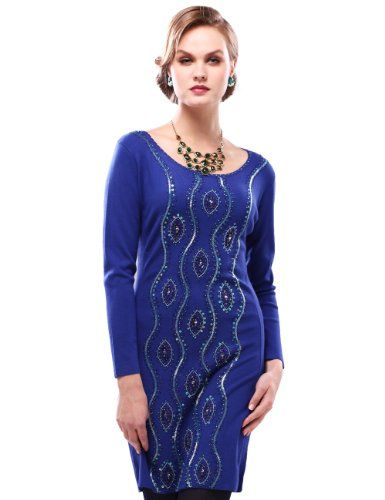 Maxchic Cottton-Blend Long Sleeved Sequined Peacock Tail Sweater Dress Q42002S11M,Blue,Medium Maxchic,http://www.amazon.com/dp/B008KGE084/ref=cm_sw_r_pi_dp_x.dHsb1SP5G84XC5