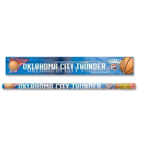 Oklahoma City Thunder Pencil 6-pack MNF