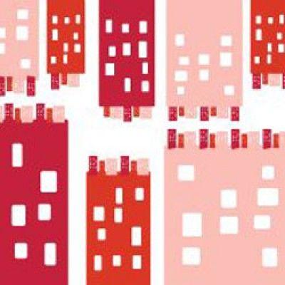 avalisa City Modern Wall Art from @modernnursery - #modernnursery #summerinthecity