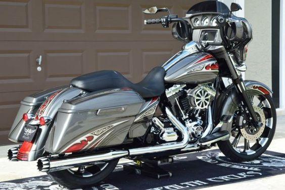 Harley Davidson в Москве