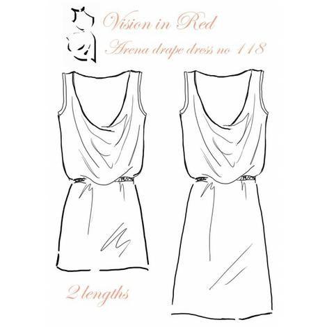 Cheap dress patterns printable
