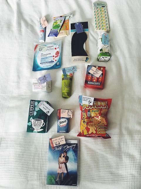 Survival Kit Zum 30 Geburtstag Geburtstagsgeschenk Zum 30 Diy Geschenk 30 Geburtstag Geburtstag Pins