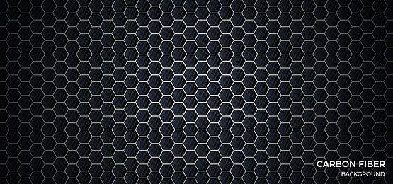 Hexagonal Carbon Fiber Background In 2021 Carbon Fiber Wallpaper Hexagon Wallpaper Seamless Pattern Vector
