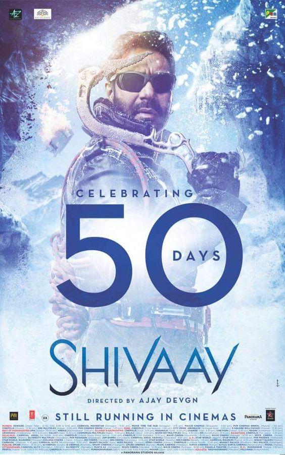Shivaay (2016) HDRip