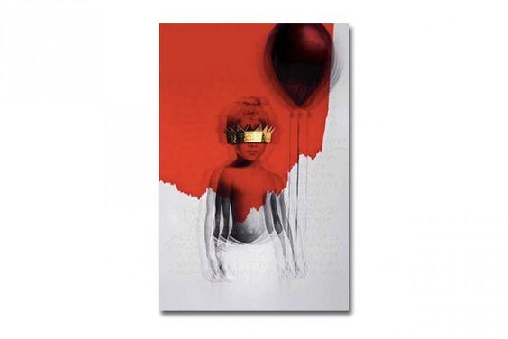 Rihanna New Album Cover