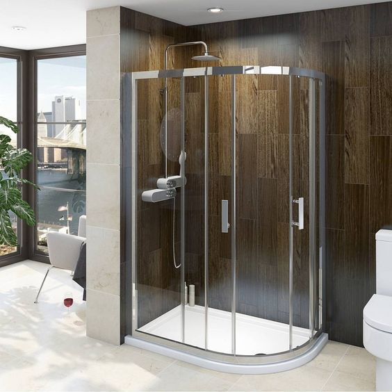 v8 8mm framed offset quadrant shower enclosure 1200 x 800. Black Bedroom Furniture Sets. Home Design Ideas