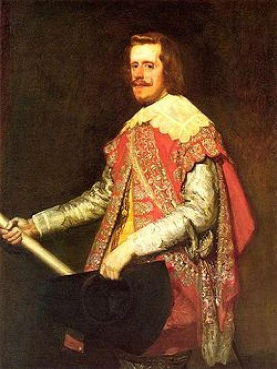 Felipe IV en Praga (1644)