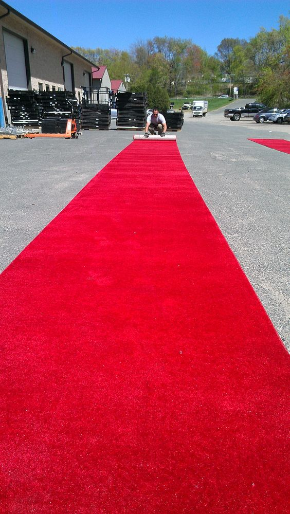 Time To Roll Out The Red Carpet Hollywood Red Carpet Event