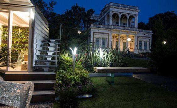 Illuminazione giardino led  Illuminazione Giardino Led  Pinterest  Appliqu...