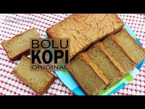 Resep Bolu Kopi Panggang Original Youtube Resep Cake Food Yummy