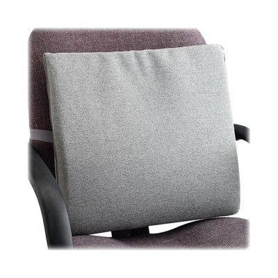MASTER CASTER COMPANY Seat/Back Cushion with Elastic Strap Finish: