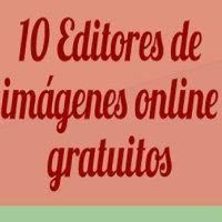 [Infografía] 10 editores de imágenes online gratuitos