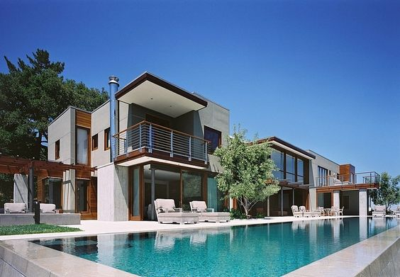Monte Serino Residence by Modern House Architects