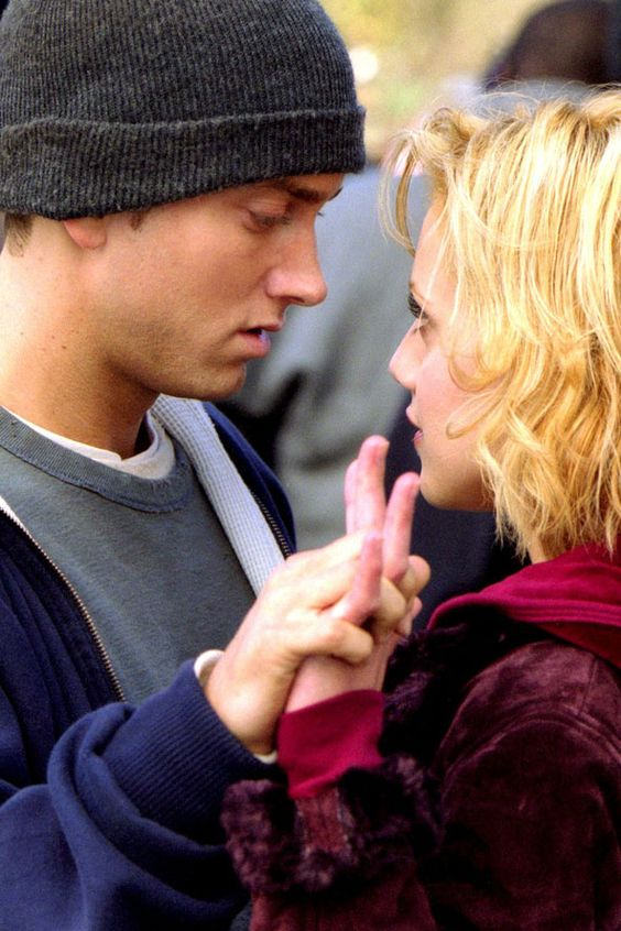 8 Mile, 2002  Eminem and Brittany Murphy
