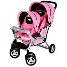 Baby Doll Stroller 3 Feet Tall Pretend Mommies Will