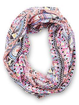 $48 michael stars daytime mosaic scarf | piperlime #fashion #spring #tribal