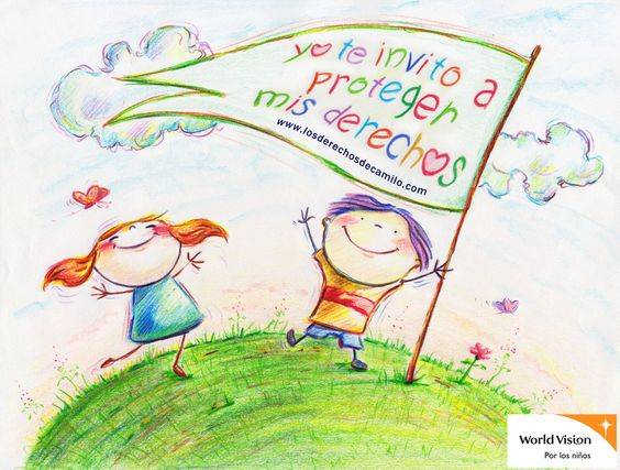 ¡Certifícate como protector o protectora de la niñez en www.losderechosdecamilo.com