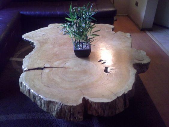 mesa de centro madera rustica mesas tablones mesas madera madera